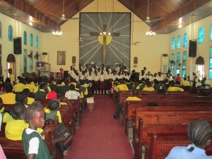 The_choir_at_the_St._Peter_Lutheran_School_Concert